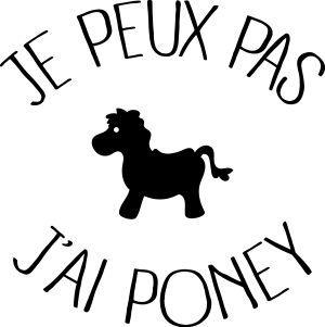Dimanche 28 mai - Jeux à poney