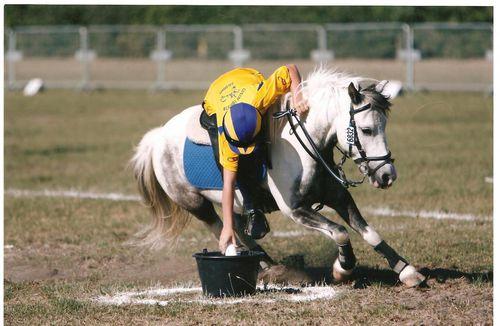 Entrainement Pony games - les Samedi à 15h30